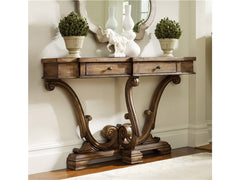 Sanctuary Amber-Sands Console