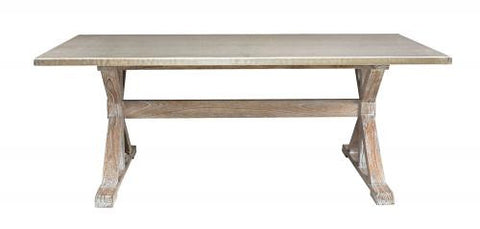 Quentin Metal Dining Table
