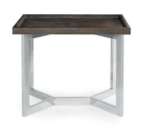 Stratton Metal End Table
