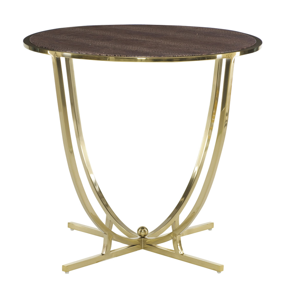 Jet Set Round Side Table