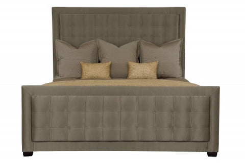 Jet Set Upholstered Panel Bed