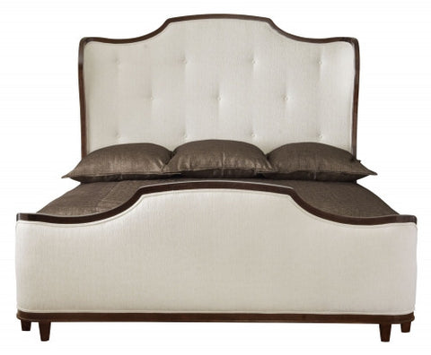 Miramont Upholstered Panel Bed