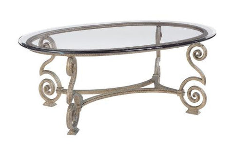 Solano Oval CoffeeTable