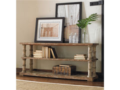Wakefield Console with Shelf