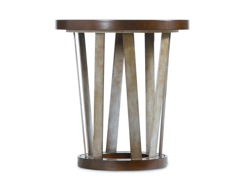Lorimer Round End Table