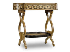 Archivist Accent End Table