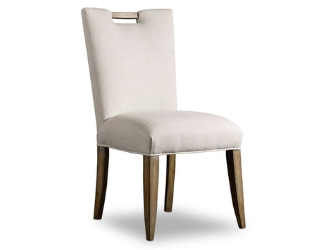 Melange Barrett Upholstered Side Chair