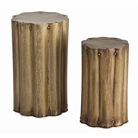 Zeb Accent Tables, Set of 2