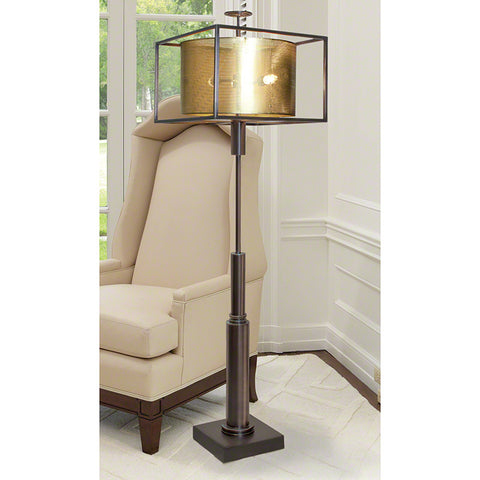 Double Shade Floor Lamp