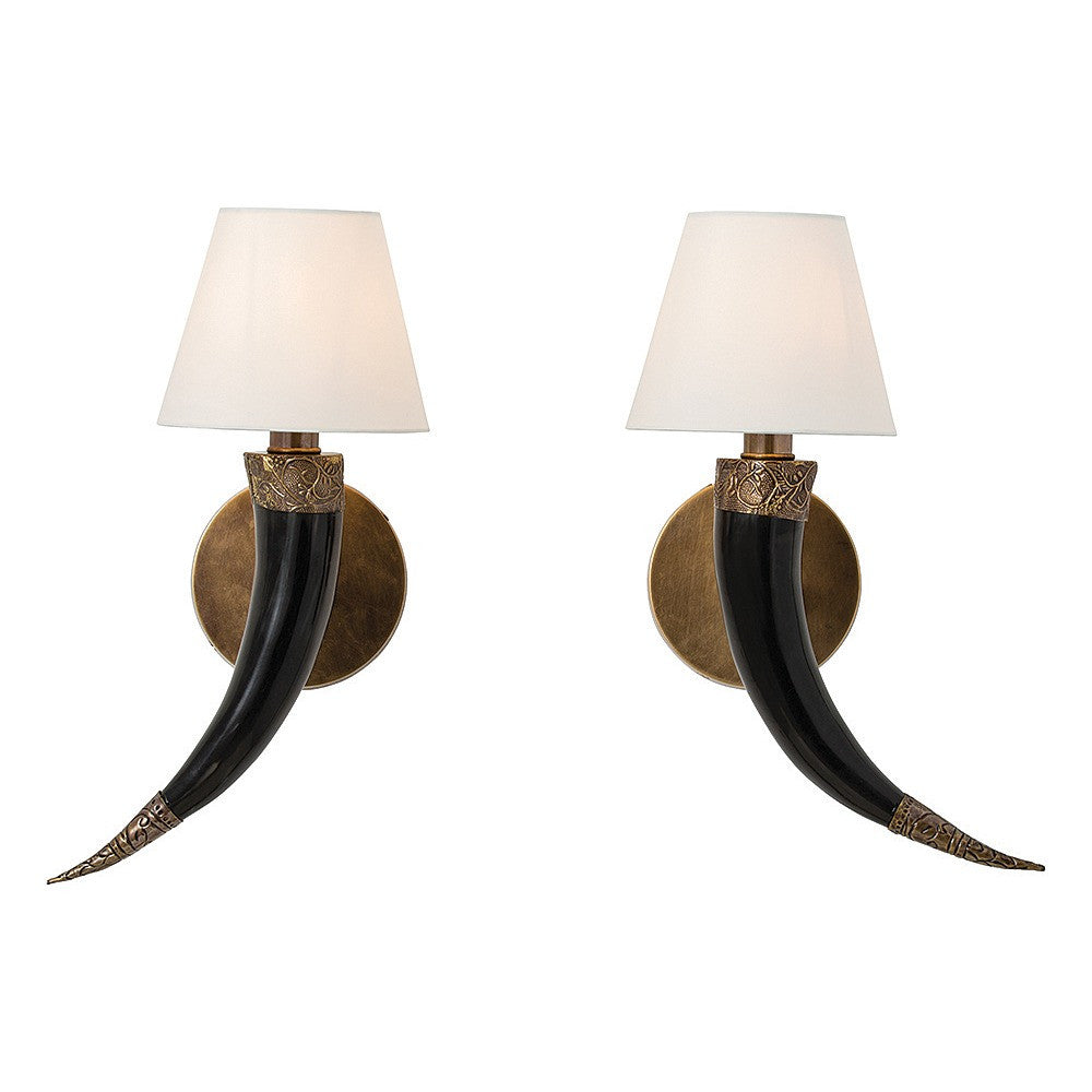 Diana Sconces, Set of 2