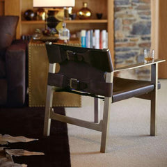 Argos Chairside Table