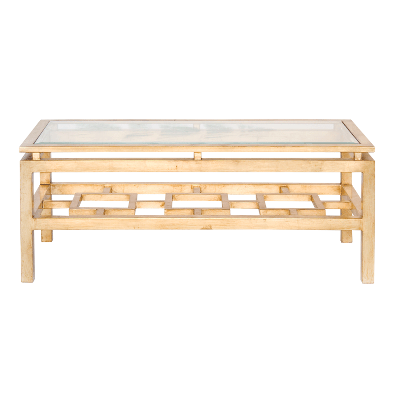 Pierre Gold Coffee Table