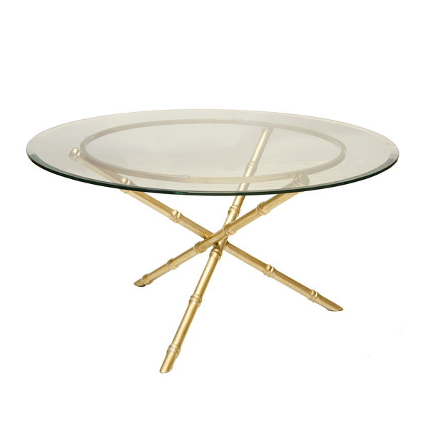 Avery Gold Coffee Table