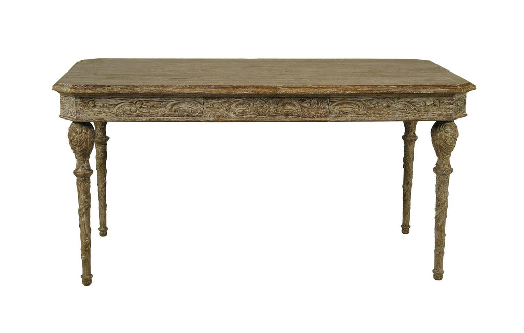 Paris Desk, Grey Wash