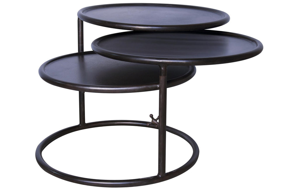 Baxter Table, Metal