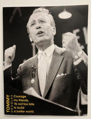 Tommy Douglas Poster 1 - pick up or shipped C.O.D.