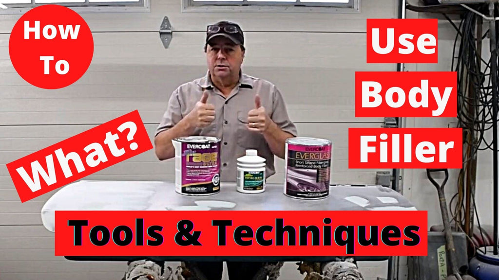 How To Sand Auto Body Filler to Repair Dents on Panels