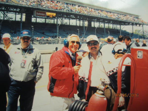 Gasoline Alley Memories, a look back at life behind the wall at Indianapolis