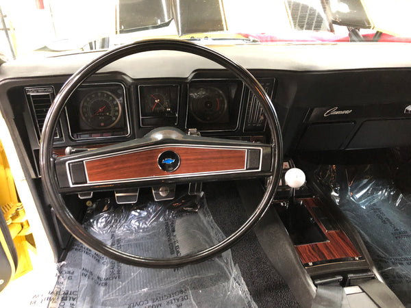 Z/28 Project Interior Decorating!
