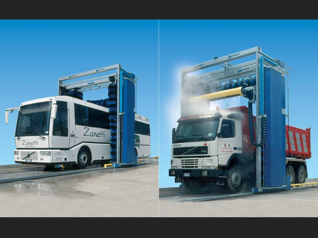 Baltic Truck And Bus Wash H2go