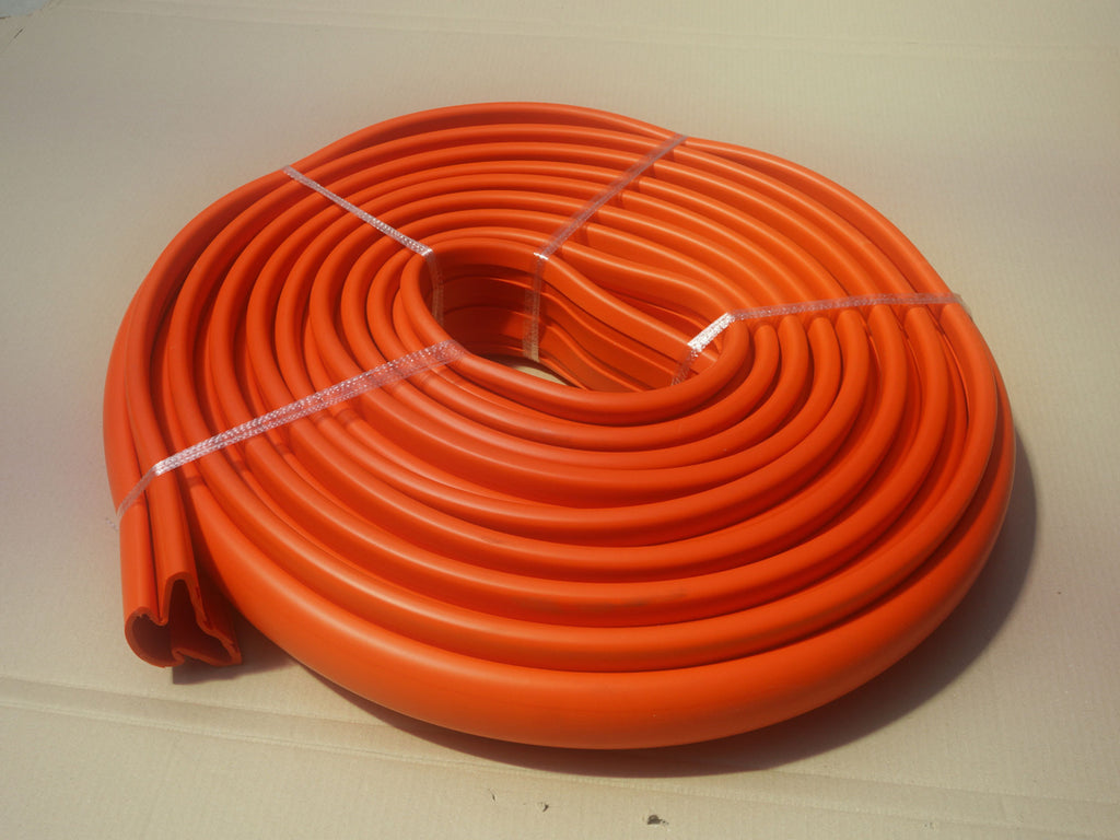 Flexible Bunding Roll in Hi-Vis Orange