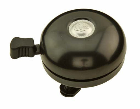 Picture of Lowrider Crown Bicycle Bell 820B Black.