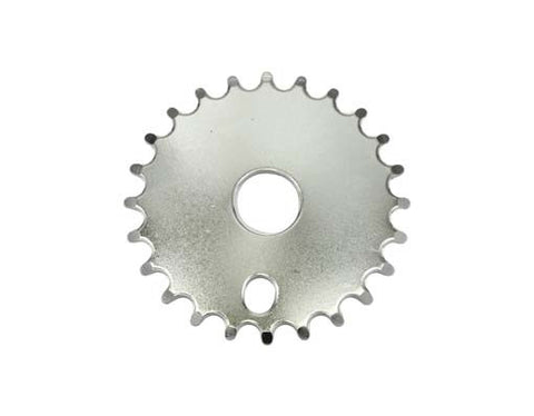 Picture of Chainring Steel 312 24t Chrome.