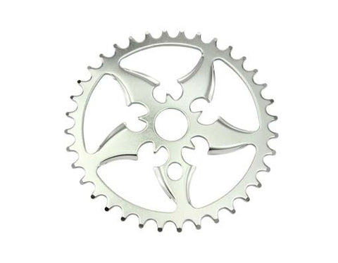 Picture of Lowrider Sprocket  Sword 36t 1/2 x 1/8 Chrome.