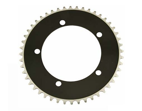 Picture of Alloy Chainring 1/2 x 1/8 48t Black.