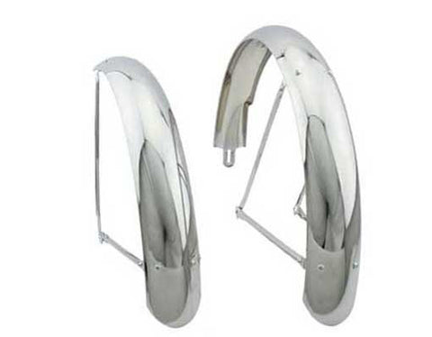 "Picture of 20"" Classic Adjustable Fender Set Chrome."