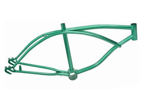 "Picture of 20"" Lowrider Frame Metalic/Green."