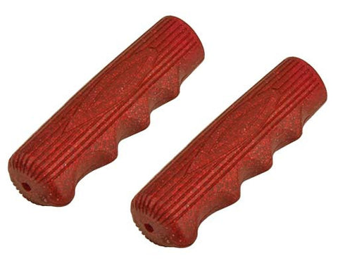 Picture of Grips Kraton Rubber 212 Sparkle/Red.