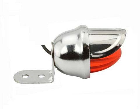 Picture of Mini Bee Light Chrome/Red.