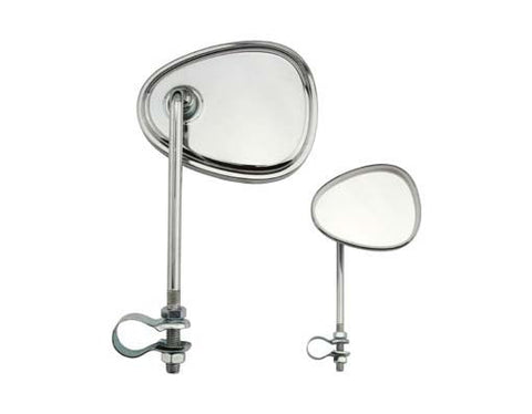 Picture of V Mirror All Chrome