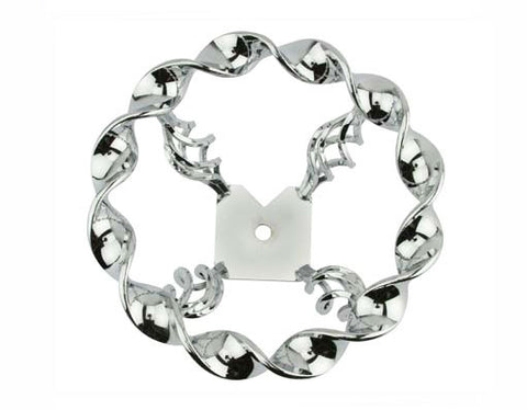 Picture of Cage Steering Wheel Chrome.