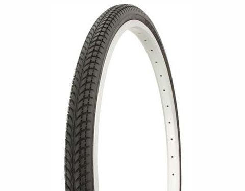 "Picture of Tire Duro 26"" x 1.50"" Black/Black Side Wall HF-810."