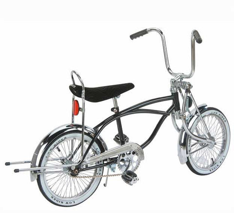 "Picture of 16"" Lowrider Bike Black 524-3."