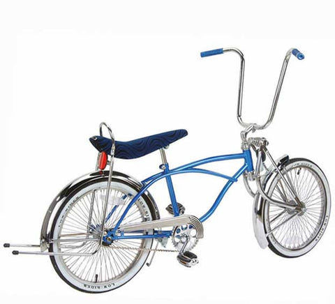 "Picture of 20"" Lowrider Bike Blue 531-3."