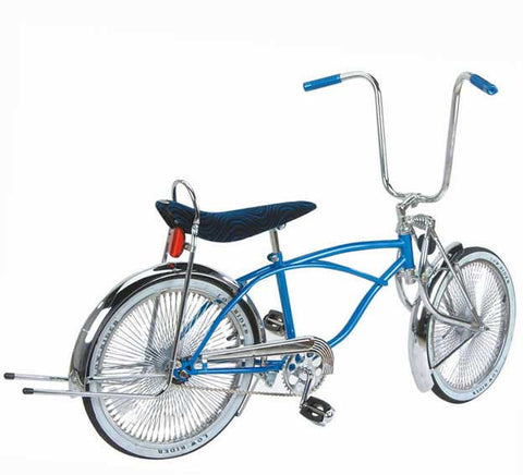 "Picture of 20"" Lowrider Bike Blue 532-3."