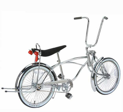 "Picture of 20"" Lowrider Bike Chrome 539-3."