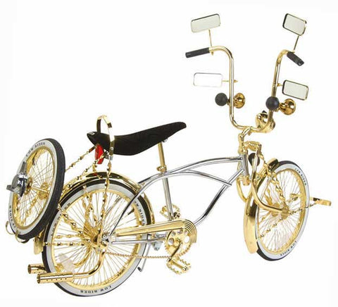 """20/"""" OR 26/"""" BIKES BICYCLE LOWRIDER FENDER BRACE TWISTED ==FOR 16/"""""""