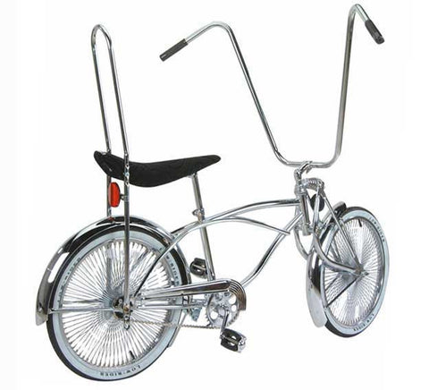 "Picture of 20"" Lowrider Bike Chrome 553-3."