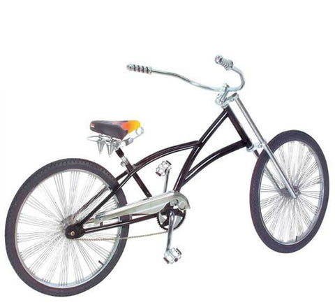 "Picture of 26"" Chopper Beach Bike Black 510-9."