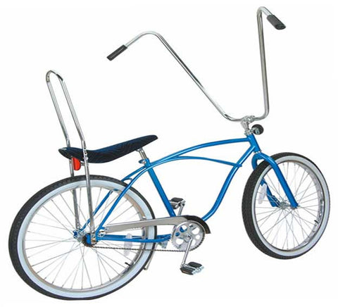 "Picture of 26"" Beach Cruisers Bike Chrome 583-1."