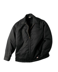 Hip Length Twill Jacket