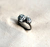 Small Barnacle and Pearl Ring
