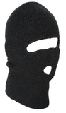TopHeadwear 2 Hole Knitted Ski Mask