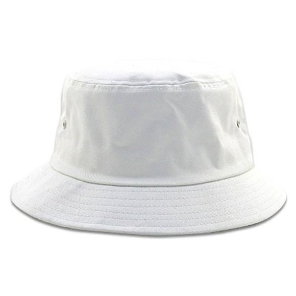 TopHeadwear Solid Bucket Hat