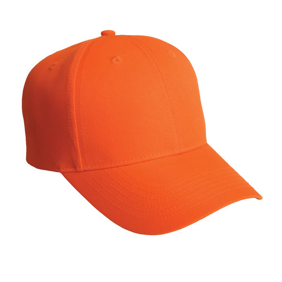 Top Headwear Solid Enhanced Visibility Cap