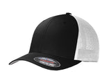Top Headwear Flexible Mesh Back Cap